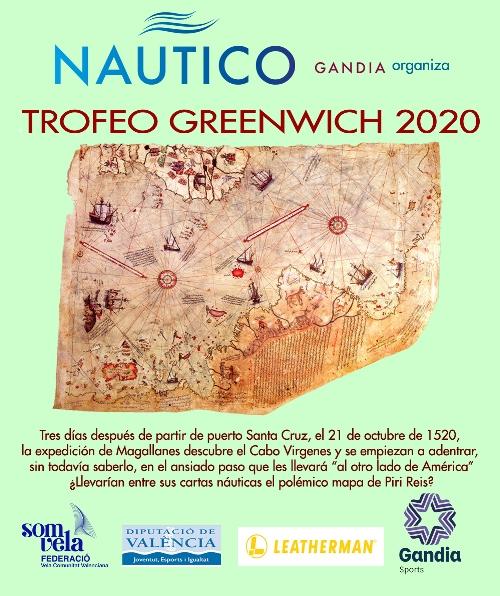 Cartel Trofeo Greenwich 2020