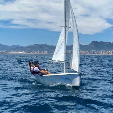 Un verano de actividades náuticas